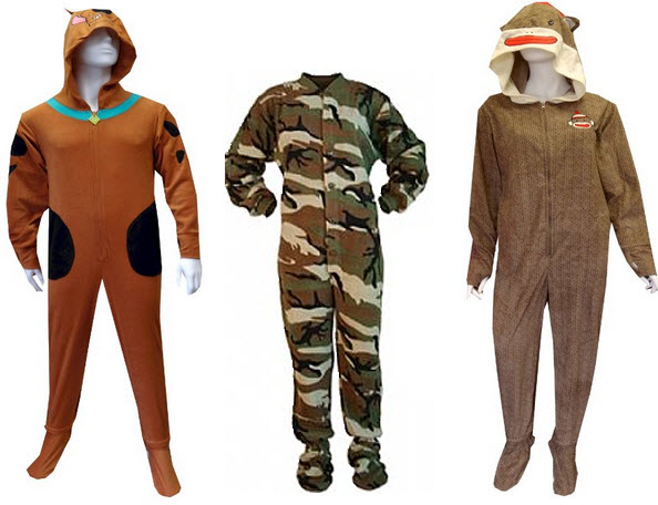 Brown onesies for adults - b