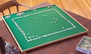 Folding Jigsaw Puzzle Table - c
