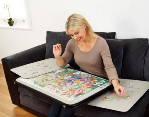 Folding Jigsaw Puzzle Table - f