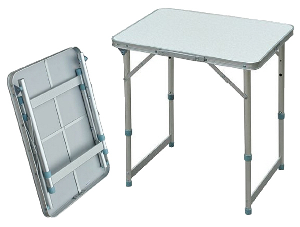 Small metal folding table - b