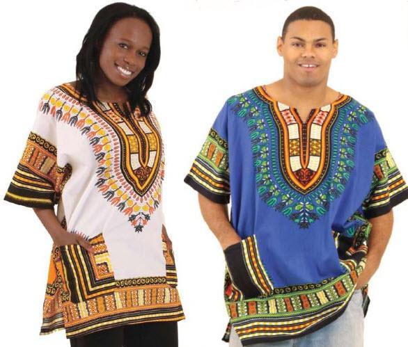 african dashiki shirts