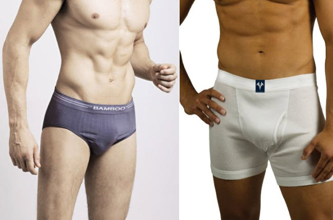 bamboo underwear for men