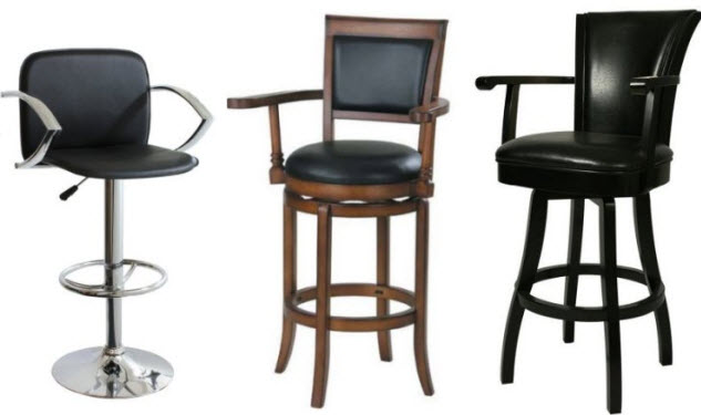 barstools with arms