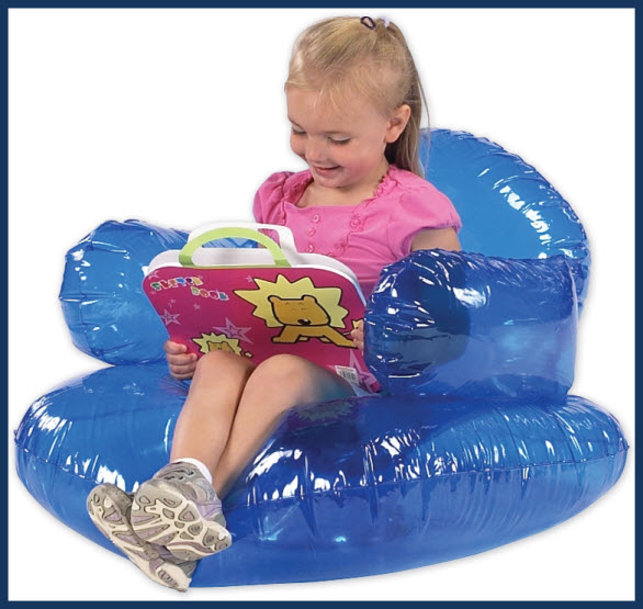 childrens inflatable chairs