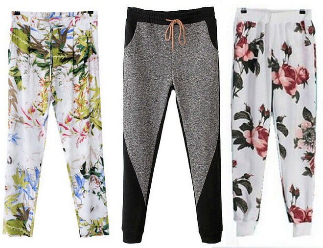 designer sweatpants for women