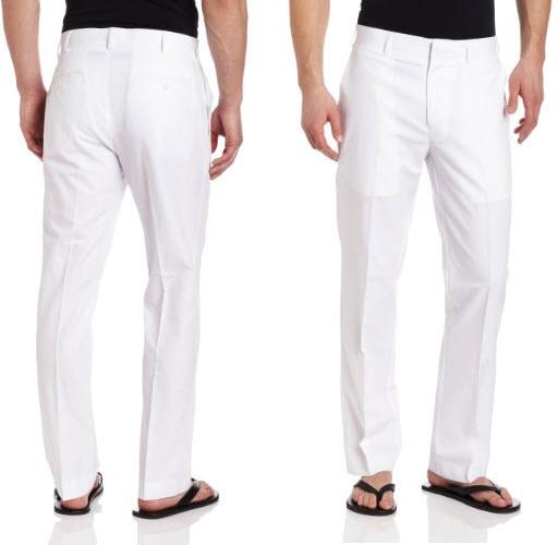 mens beach wedding pants