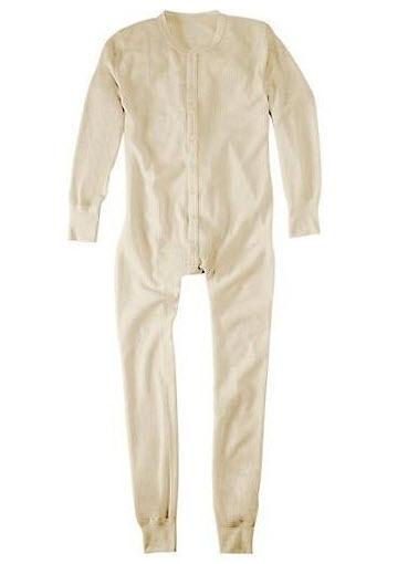 one piece thermal underwear for men