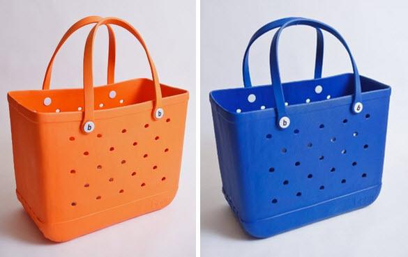 plastic beach basket