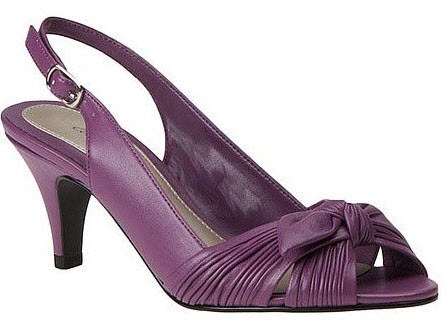 purple dress shoes for women