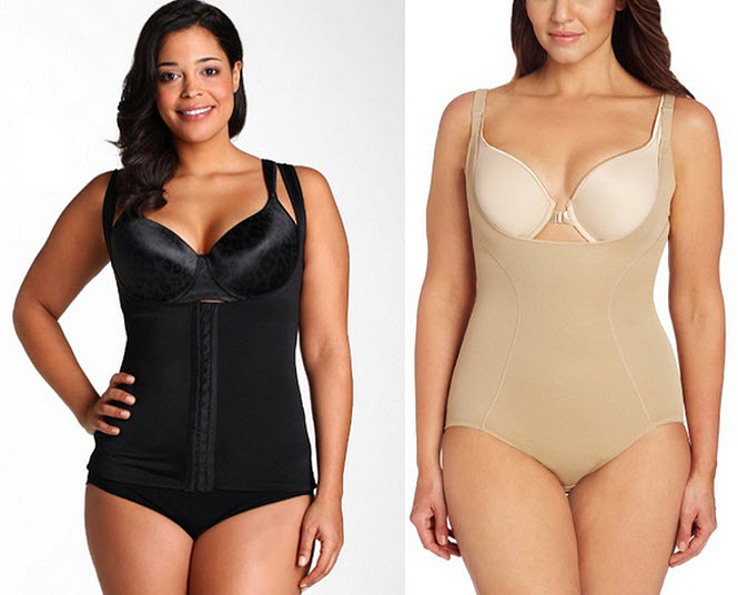shapewear for plus size women