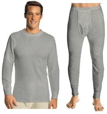 winter underwear for men