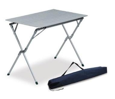 Small Metal Folding Table Choozone